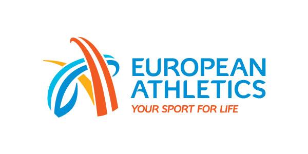 Logo - European Athletics