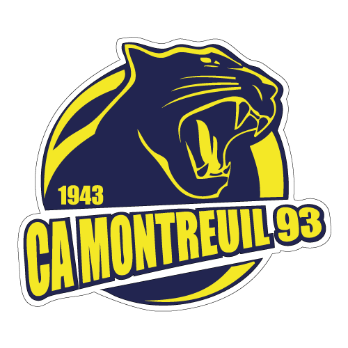 Logo - CA Montreuil 93