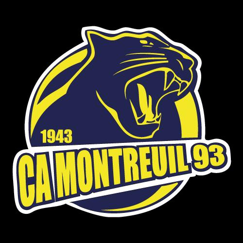 Logo - CA Montreuil 93