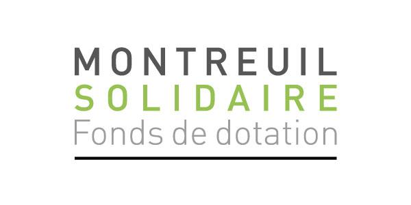 Logo - Montreuil Solidaire Fonds de dotation