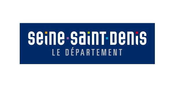 Logo - Conseil départemental de Seine-Saint-Denis