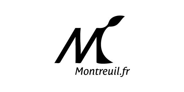 Logo - Ville de Montreuil