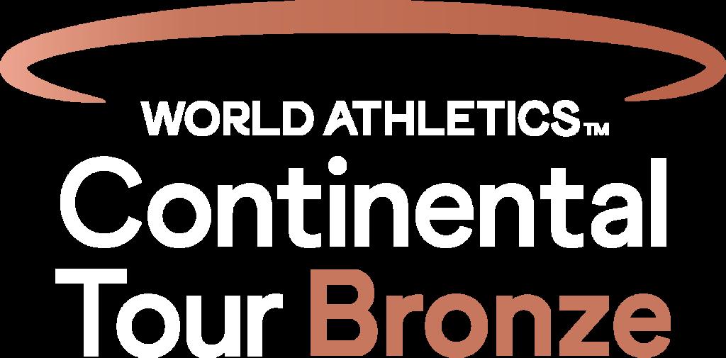 Logo - World Athletics Continental Tour Bronze